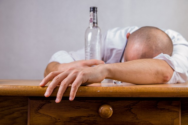 Objawy alkoholizmu