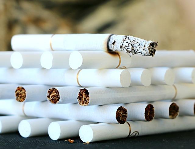 Rzucanie papierosów. Najgorsze początki